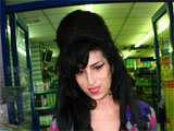 Winehouse reveals goddaughter's LP details