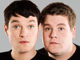 'Horne And Corden' breaks BBC record