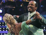 Latest 'Dancing With The Stars' result