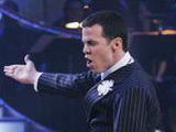 Steve-O suffers hematoma after 'Dancing' fall