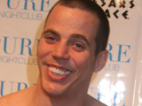 Steve-O suffers pinched nerves in back