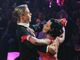 Lil' Kim, Hough 'would make best lovers'
