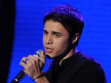 Kris Allen 'sad about Abdul Idol exit'