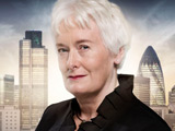 Margaret Mountford quits 'The Apprentice'