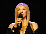 Streisand beats Paramore, Carey to US No.1