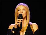 Streisand beats Paramore, Carey to US No.1
