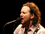 Eddie Vedder: 'I'm no corporate whore'