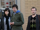 Snow Patrol criticize Pirate Bay sentencing