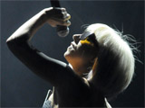 Lady GaGa scores second UK No.1