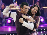 Rycroft: No backstage rivalry on 'Dancing'