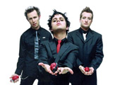 Green Day: 'Lady GaGa's a risk-taker'