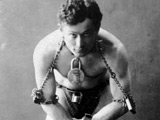 Harry Houdini to become action star