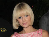 Paris Hilton denies engagement rumors