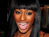 Alexandra Burke 'worried about health'
