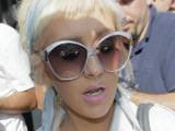 Aguilera to star in dancing film?