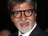 Bachchan records song for 'Aladin'