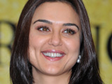 Zinta: 'I don't want to be a size zero'