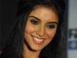 Asin admitted into hospital