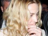 Madonna 'breaks up with Jesus Luz'