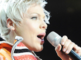 Pink: 'I could stay in Australia forever'