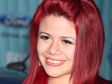 'Idol' Allison Iraheta signs record deal