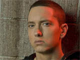 Eminem holds Escala off albums top spot
