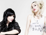 Veronicas 'collaborate with Suzi Quatro'
