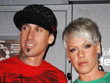 Pink 'tricked' husband into reunion