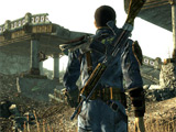 Clinton not sought for 'Fallout 3'