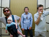 'The Hangover' wins UK box office