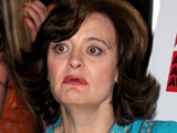 Cherie Blair 'fighting swine flu'