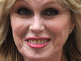 Lumley 'desperate to appear on CBB'