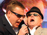Madness hail recent album success