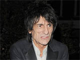 Ronnie Wood 'cautioned after attack on ex'