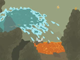 Fourth 'PixelJunk' named as 'Shooter'