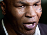 Mike Tyson marries Lakiha Spicer in Vegas