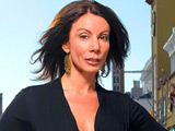 'Real Housewives' star's past questioned