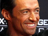 Hugh Jackman is the 'Avon Man'