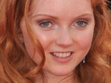 Lily Cole: 'I like poking fun at myself'