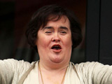 Susan Boyle 'mistaken for the Queen'