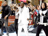 Six months at US No.1 for Black Eyed Peas