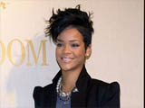Rihanna 'working with UK producers'