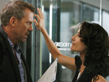 Lisa Edelstein rooting for 'House' romance