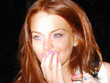 Lohan 'paid to celebrate birthday'