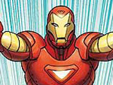 'Invincible Iron Man' earns Eisner