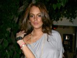 Lindsay Lohan 'sued over spray tan'