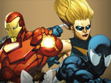 Avengers assemble in Marvel preview