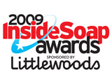 'EastEnders' tops Inside Soap Awards 2009