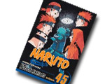 'Naruto' volume 45 enters 'USA Today' list