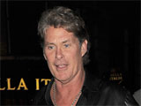 David Hasselhoff 'parties with Lady GaGa'